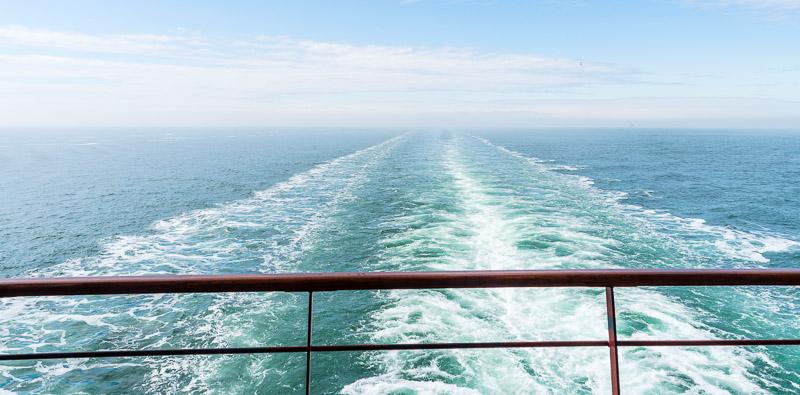 Seetag auf der Nordsee